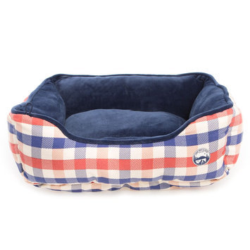 ED Ellen DeGeneres Camp Cuddler Pet Bed