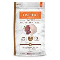 Natures Variety Instinct Nature's Variety Instinct Limited Ingredient Diet Adult Dog Food - Natural, Grain Free, Raw, Duck