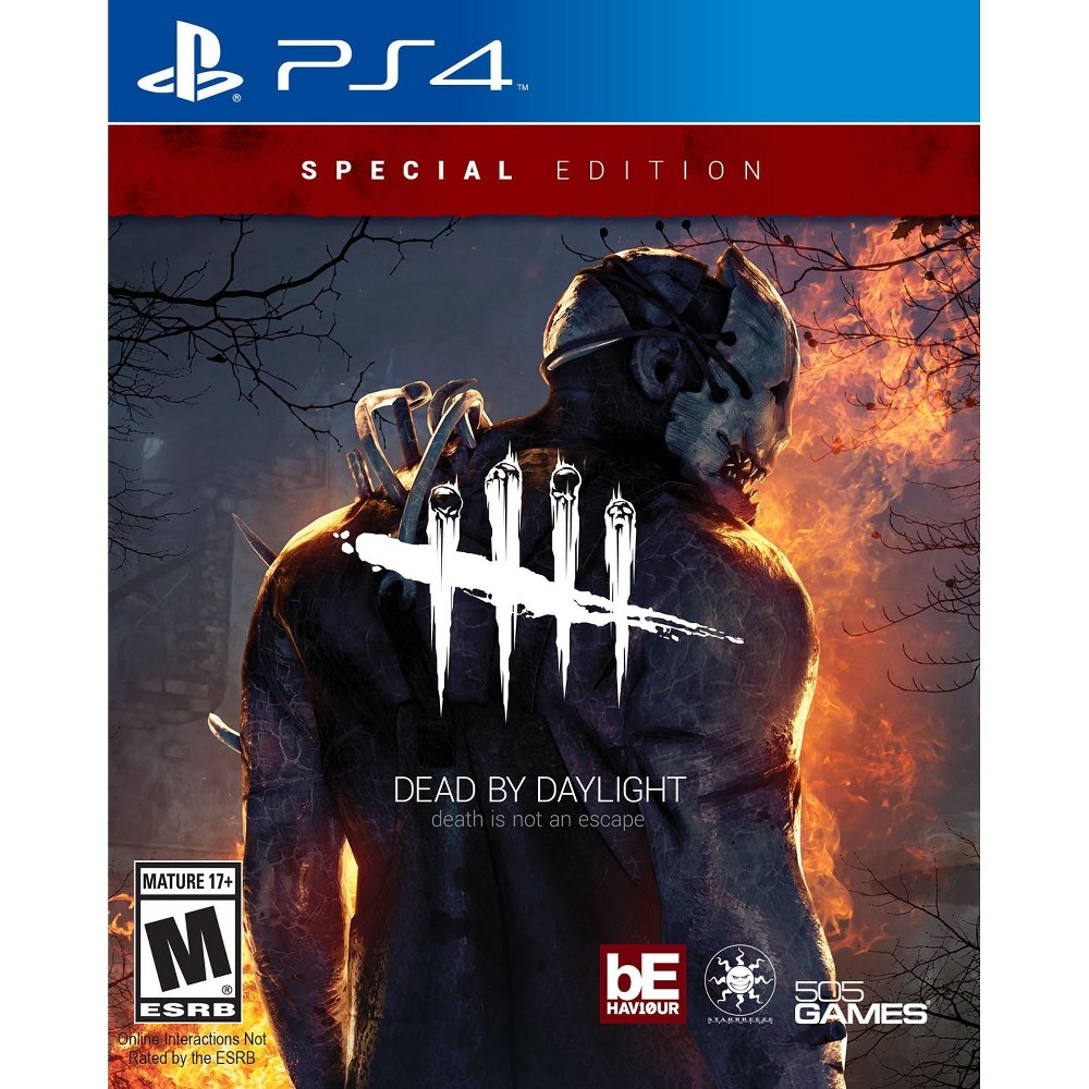505 Games Dead by Daylight Playstation 4 [PS4]