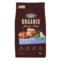 Castor and Pollux Organix Grain Free Organic Puppy Food - Chicken size: 10 Lb, Castor & Pollux