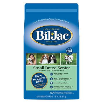Bil-Jac Small Breed Senior Dog Food - Chicken size: 6 Lb, 000216