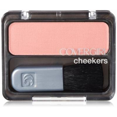 CoverGirl Cheekers Blush, Natural Rose 148, 0.12-Ounce (Pack of 3)