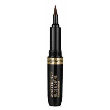 Masterpiece Glide & Define Liquid Eyeliner - # 2 Black/Brown Eye Liner