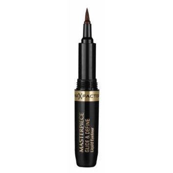 Masterpiece Glide & Define Liquid Eyeliner - # 2 Black/Brown Eye Liner