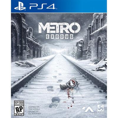 Square Enix Metro Exodus Playstation 4 [PS4]