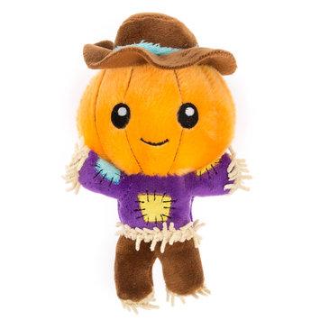 Thrills and Chills, Halloween Scarecrow Dog Toy - Plush, Thrills & Chills
