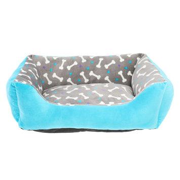 Grreat Choice Bone Cuddler Pet Bed size: 15