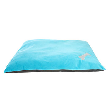 Grreat Choice Pillow Pet Bed, Turquoise