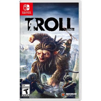 Maximum Games, Llc Troll and I Nintendo Wii