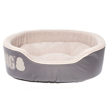 Kong Cuddler Pet Bed, Gray
