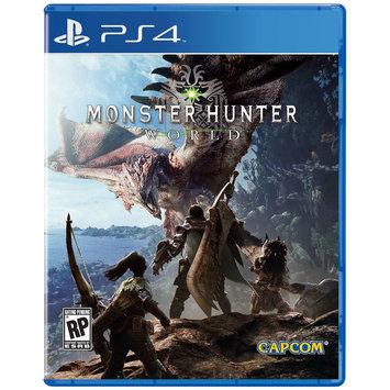 Capcom Monster Hunter: World Playstation 4 [PS4]