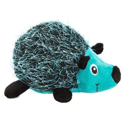 Thrills and Chills, Halloween Hedgehog Dog Toy - Plush, Squeaker, Turquoise, Thrills & Chills