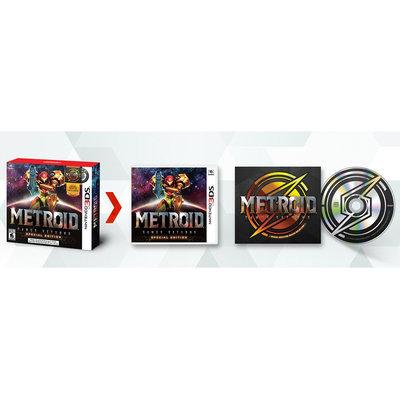 Metroid: Samus Returns Special Edition Nintendo 3DS