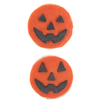 Thrills and Chills Pet Halloween Chilling Chew Dog Treat - Pumpkin and Sweet Potato size: 2 Count, Thrills & Chills
