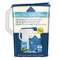 Blue Life Protection Formula Adult Dog Bonus Bundle - Chicken and Brown Rice, Blue Buffalo
