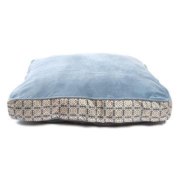 Top Paw Fashion Print Matrress Dog Bed size: 27