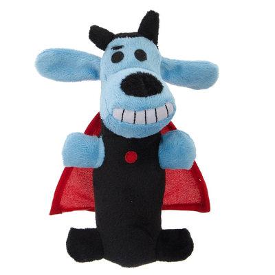 Bobo, Halloween Vampire Dog Toy - Plush, Squeaker