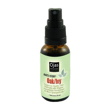 Ojas Naturals Poison Oak/Ivy Remedy - 1oz - Made with Organic Ingredients - Synergystic Formulation Stops Itch, Prevents Infection, & Promotes Healing All At Once [Poison Oak/Ivy Remedy]