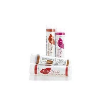 Beeswax Lip Gloss - 4 Pack (Light Shades)