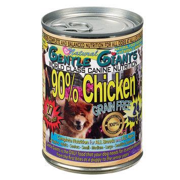 Gentle Giants Dog Food - Natural, Chicken, 12ct Case size: 13 Oz