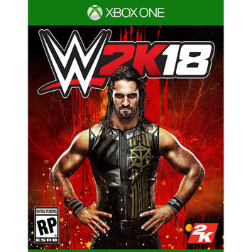 Take 2 WWE 2K18 XBox One [XB1]