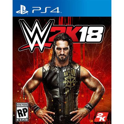 Take 2 WWE 2K18 Playstation 4 [PS4]