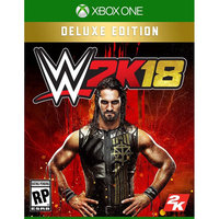 Take 2 WWE 2K18 XBox One [XB1] (Deluxe Edition)