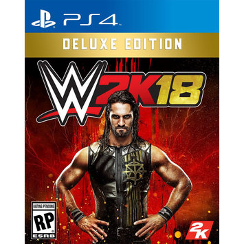Take 2 WWE 2K18 Playstation 4 [PS4] (Deluxe Edition)