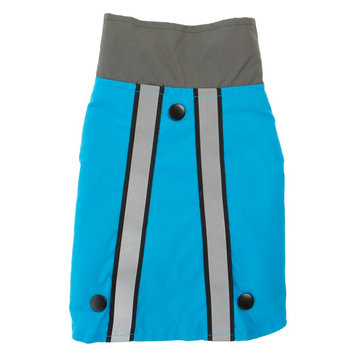 Top Paw 2-in-1 Pet Coat size: 2X Large, Blue