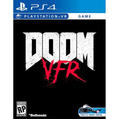 Bethesda Doom VFR Playstation 4 [PS4]