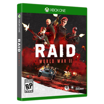 505 Games Raid: World War II XBox One [XB1]