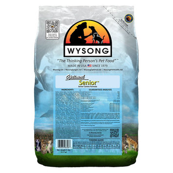 Wysong Optimal Senior Canine Diet, Size: 5 lbs.
