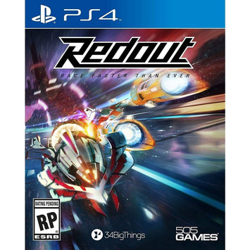 505 Games Redout Playstation 4 [PS4]