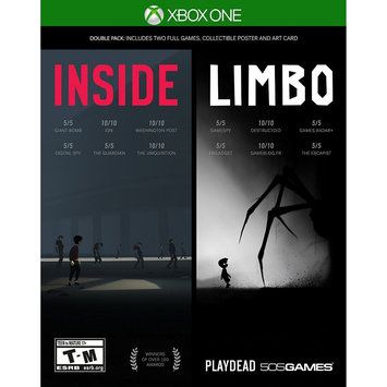 505 Games Playdead Adventure Pack: Inside/Limbo XBox One [XB1]