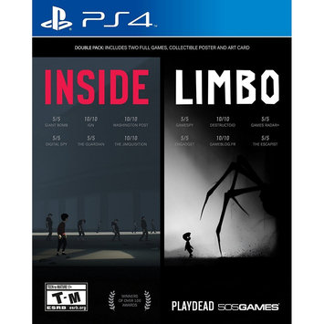505 Games Playdead Adventure Pack: Inside/Limbo Playstation 4 [PS4]