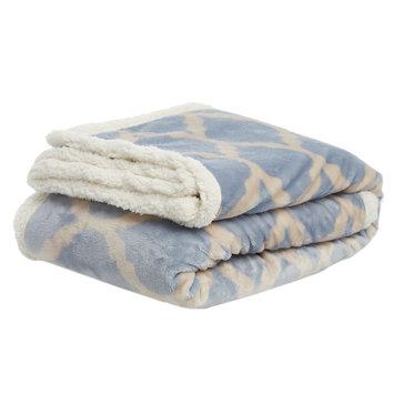 PetSmart Holiday Trellis Pet Blanket size: 50
