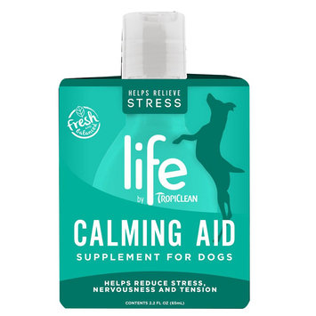 TropiClean Life, Calming Aid Dog Supplement size: 2.2 Fl Oz