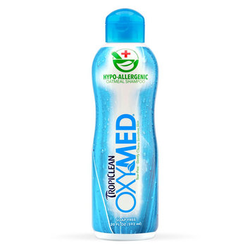 Tropiclean Oxy-Med Hypo Allergenic Shampoo