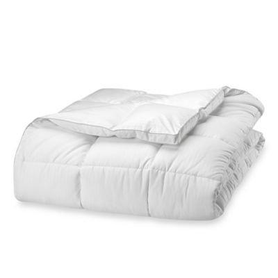 Claritin Embossed Stripe Comforter