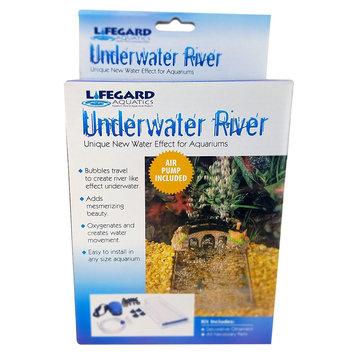 Lifegard Aquatics Underwater River Decoration SM