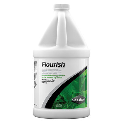 Seachem Laboratories ASM518 Flourish Plant Nutrients 2 liter