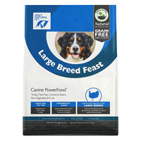 Only Natural Pet Large Breed Feast Canine Powerfood 22.5 lb