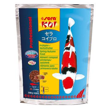 Sera Koi Professional Spring / Autumn Food Size: 2200 g