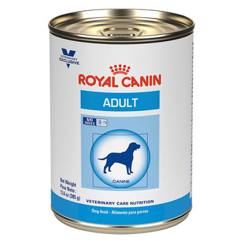 Royal Canin Veterinary Diet Canine Adult Canned Dog Food