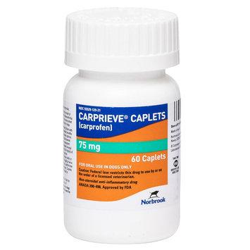 Carprofen Tablet (Generic to Rimadyl, Novox, Vetprofen) size: 75 mg