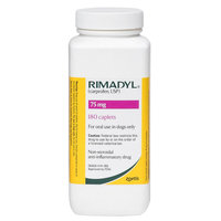 Rimadyl Pain and Arthritis Caplet size: 75 mg