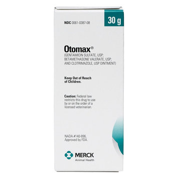 Otomax Ointment for Dogs size: 30 gm