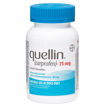 Quellin Soft Chews (carprofen) size: 75 mg