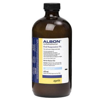 Albon Liquid 5% size: 2 Fl Oz