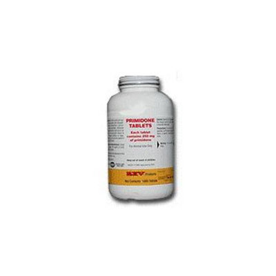 Primidone Tablet size: 250 mg, Primdone